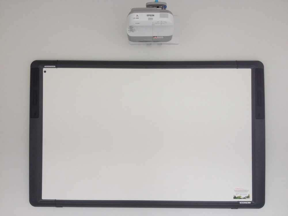 Promethean Smart Board Installation Smart Board Promethean